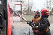 Журналист меняет профессию, или как ябыла пожарным