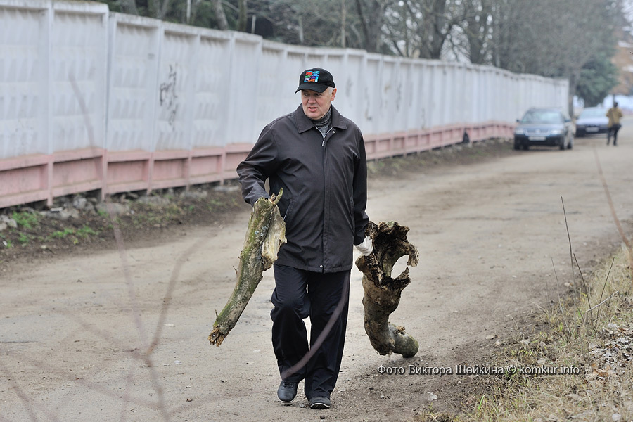 В Бобруйске прошел субботник