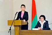 В Бобруйске прошло второе заседание молодежного парламента.