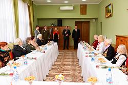 В Бобруйском горисполкоме состоялся предпраздничный прием женщин