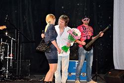 Артур Руденко выступил в Бобруйске