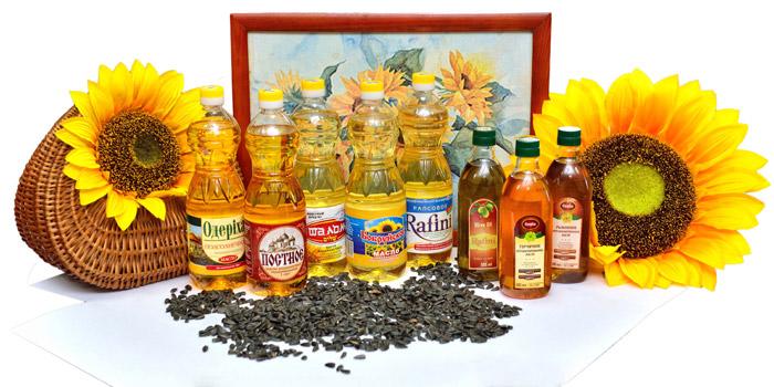 Бобруйское растительное масло: вкусно издорово!