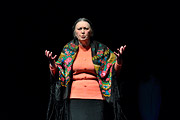 Бобруйская актриса Жанета Зарембо отметила свое 75-летие на сцене театра