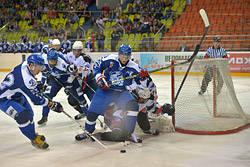 В Бобруйске стартовал ежегодный международный турнир по хоккею