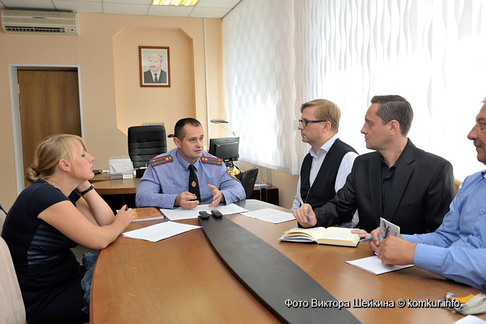 А. В. Говорако: «Бобруйск – самый криминальный город? Уверяю, что это не так»