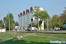 Самая анархическая улица Бобруйска