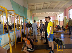 В Бобруйске прошли соревнования по силовому двоеборью