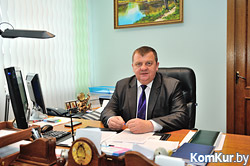 Александр Осипов: «Бобруйский район благоприятен для бизнеса»