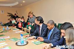 В Бобруйске собрались дипломаты из двух десятков стран!