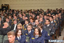 Стражи порядка отметили День бобруйской милиции
