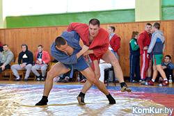 Турнир по самбо памяти воинов-интернационалистов прошел в Бобруйске