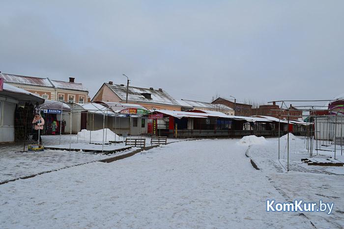 Почему в торговых центрах Бобруйска пусто?