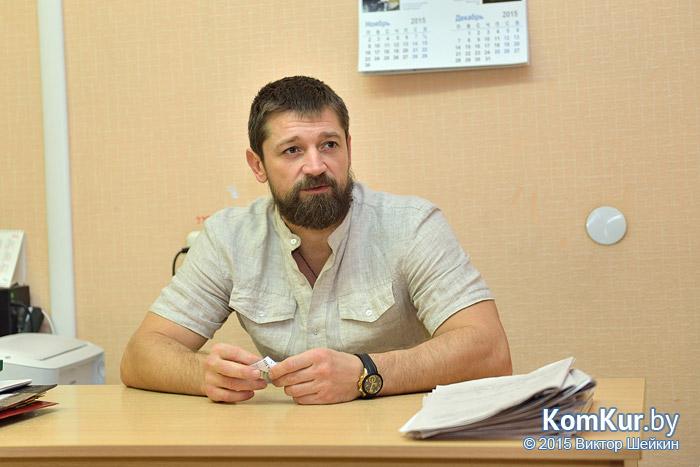 пластический хирург Бобруйской центральной больницы Сергей ЖУК
