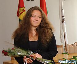 Бобруйчанка Вера Хващинская стала призером чемпионата страны по международным шашкам/