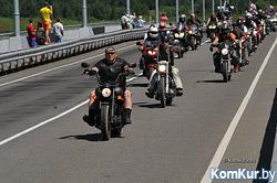 Приглашаются мотоциклисты Бобруйска!
