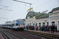 Пассажирам - отмена дизель-поездов