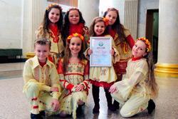 Бобруйчане награждены дипломами в конкурсе «Здравствуй, мир!»