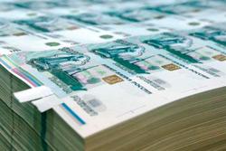 Беларусь получит от России кредит на 110 млн долларов российскими рублями