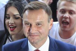 Анджей Дуда выиграл президентские выборы в Польше