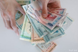 Насколько приросла апрельская зарплата в Бобруйске?