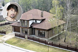 Из дома Димы Билана украли сейф с 10,5 млн руб.