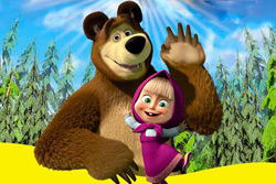 Мультсериал «Маша и Медведь» закрывается