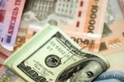На торгах 21 сентября рубль укрепился ко всем трем валютам корзины
