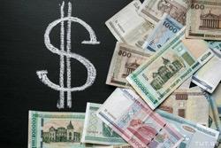 С начала недели доллар потерял уже 310 рублей. Что бы это значило?