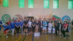 Торговый колледж Бобруйска одержал победу в спартакиаде