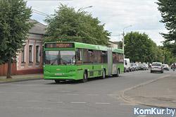 Изменение движения автобуса № 6
