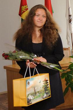 Бобруйчанка Вера Хващинская завоевала «серебро» на юниорском первенстве мира по международным шашкам