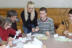 Акция, приуроченная ко Дню инвалида, проходит в Бобруйске