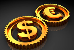 На последних торгах года рубль вырос к корзине, но доллар вновь обновил максимум