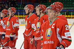 Белорусская молодежка крупно проиграла канадцам