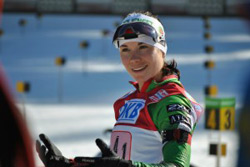 Женская сборная Беларуси по биатлону заняла 7-е место на втором этапе Кубка мира