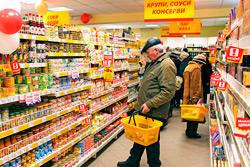 «Коммерческий» на связи: Где купить  продукты?