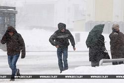 """Белорусские синоптики успокоили: в ночь с 7 на 8 января """"Хавьер"""" не ожидается"""