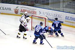 «Динамо-Бобруйск» – «Химик-СКА» (Новополоцк) – 1:5